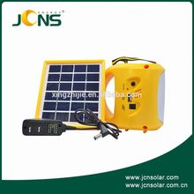water proof and rechargeable 4.5w supper bright led solar rechargeable lantern with MP3/FM function