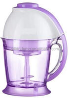 Cheap price plastic jar KB-2838 food chopper
