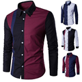 100% Cotton Newest Exclusive style high quality latest shirts for men pictures