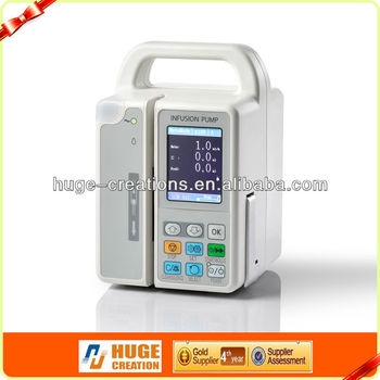 2016 Hot Selling infusion pump market