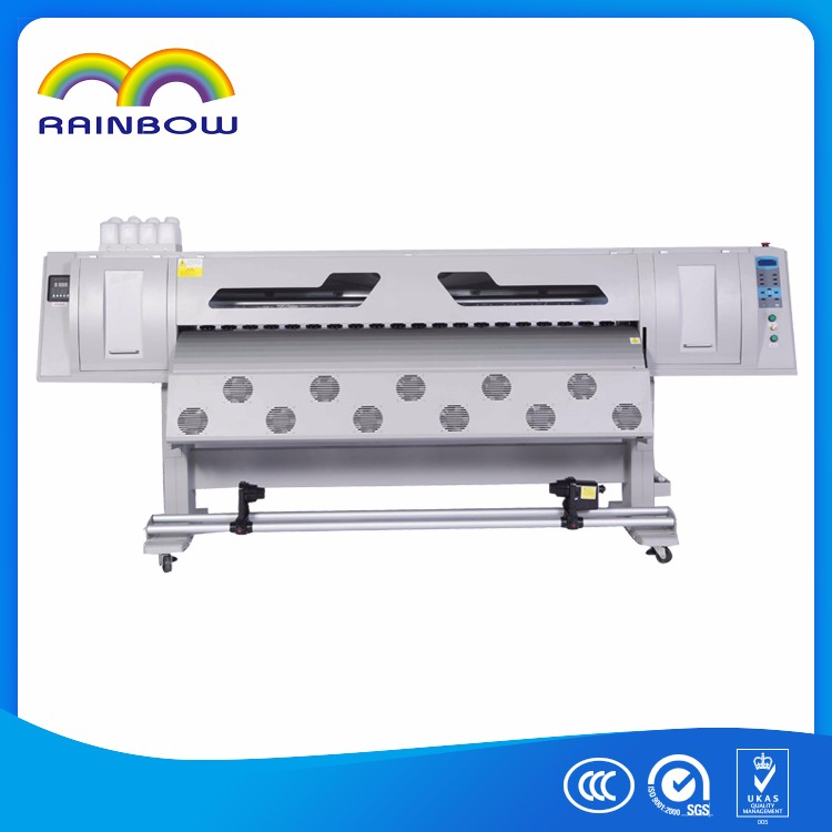 1440dpi dx5 head 1.8m eco solvent printer