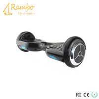 Guangdong wholesale electric skateboard/hoverboard 2 wheel