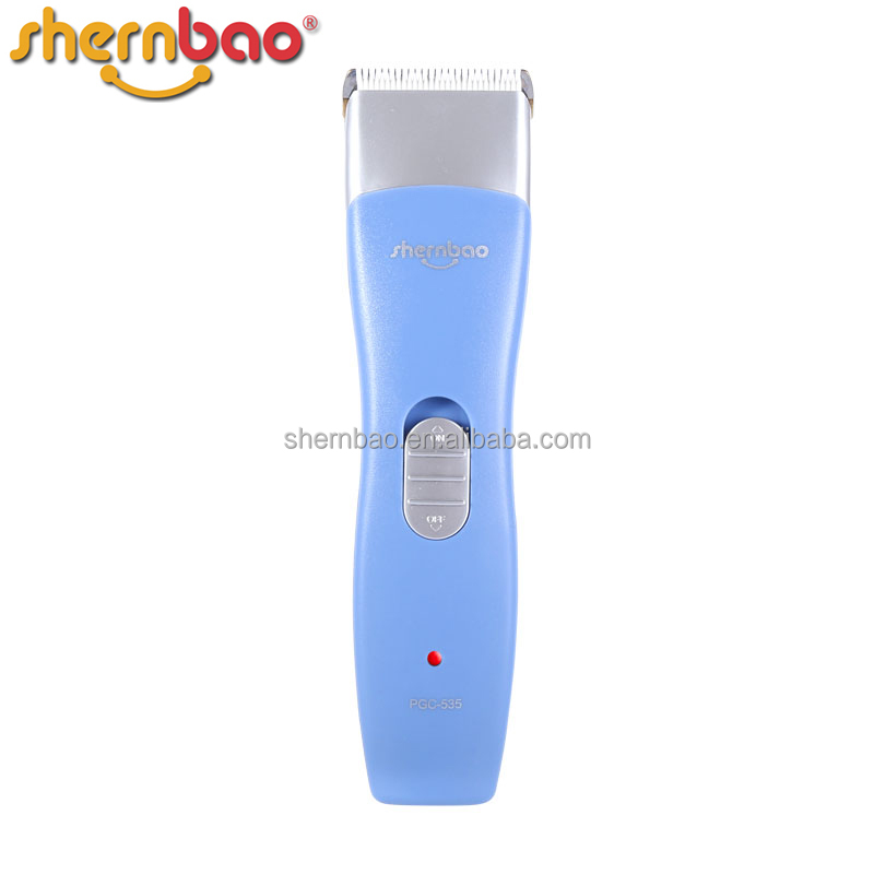 Shernbao PGC-535 Professional Pets Dog Grooming Hair Clippers electric Cat Hair Cutter