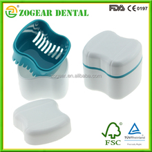 TA035 ZOGEAR Denture clean tool container/Denture Storage