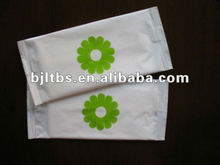 Popular Green tea scented wet wipes for hand and face cleaning oem opp