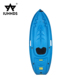 China imported wholesale cheap kids plastic sit on top sea kayak