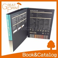 Quality Guaranteed Foldable Paperboard Sample Catalog