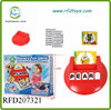 Kids educational toys with card word learning machine