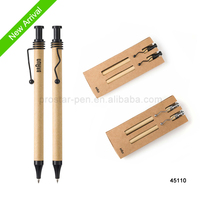 Hot sale high quality cheap promotional eco pen logo customized