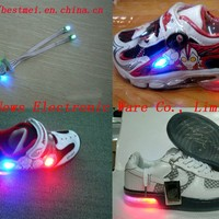 Light Up Shoe Charms