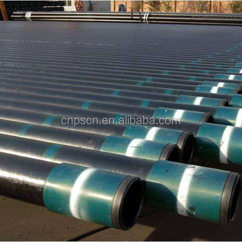 China products S13CR alloy steel pipe which called oil field pipe