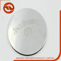 promotional gifts Stainless Steel coaster,metal coaster for USA, EUROPEcoffee cup mats