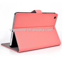 Universal Book Style Cover Case with Built-in Stand [Accord Series] for most 10-Inch, 10.1-Inch, 10.2-Inch Tablets Pink