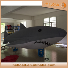 outdoor inflatable promotional shark animal replicas for sale