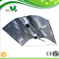 New Adjustable Wing Grow Light Reflector