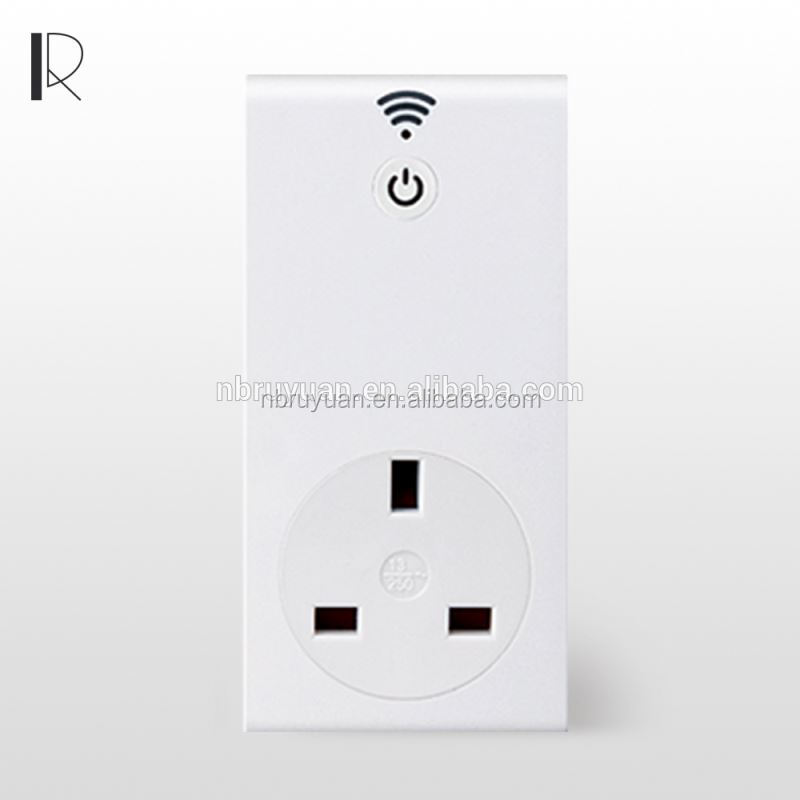 1103129 Home automation wifi electrical socket timer