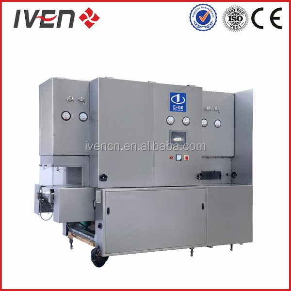 Glass bottle sterilization drying oven machine