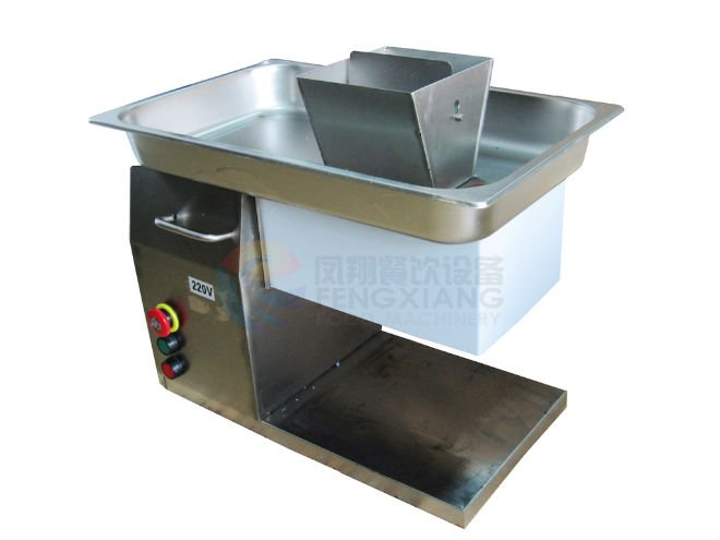 QWS-1(A) Type table stainless steel small meat/pork/beef cutting machine