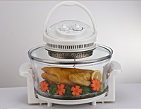 mini built-in convection halogen flavor wave turbo microwave oven