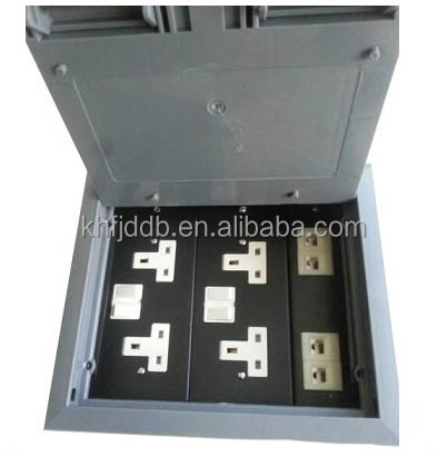 Raised Floor Outlet Box Buy Electrical Outlet Box Size