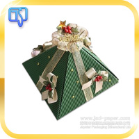Customize Wholesale Creative Triangle Shape Christmas
