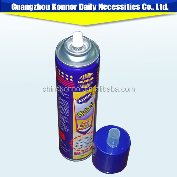 DDVP oil based insecticide spray base oil mosquito repellent spray, aerosol fly insect killer spray