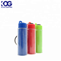 colorful customized plastic Mini White LED light Keychain Torch