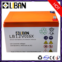 12V 16Ah Electric Bicycle Lead Acid Battery