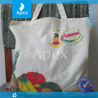 promotional cotton shopper bag