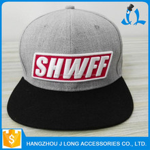New production high quality peaked cap