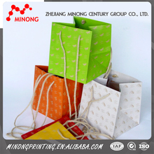 Most Beautiful Hot Sale paper purse gift bags wholesal