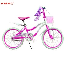 hot selling 20'' princess girls bicycle/cycle colorful kid bikes on sale/ factory price children bicycles hotsale