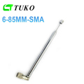 Wholesale Dual Band Long Range Telescopic Antenna Whip Antenna wireless fm tranceiver with antenna