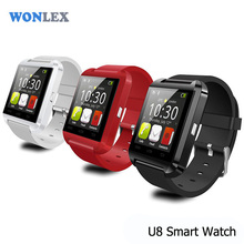 Wonlex Alibaba best hot selling products 1.5inch touch screen u8 pro smart watch with sleeping manage