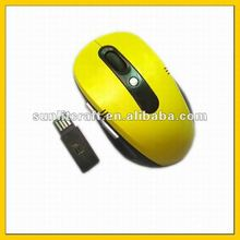 2012 latest 2.4g wireless mouse