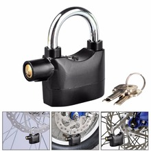 Big Siren Small Padlock Alarm Lock