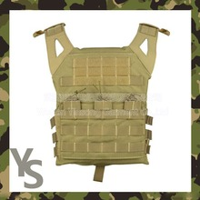 [Wuhan YinSong] Tactical Paintball Combat Soft Gear One Size Fit Molle Airsoft Military Vest