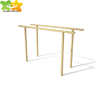 simple parallels daily gymnastic bar outdoor fitness equipment
