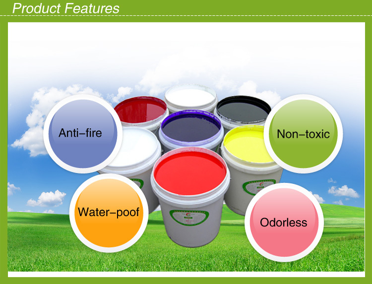 BEROCKS Water based China non-toxic craft paint