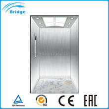 Manual sightseeing mini lift and elevator for home use