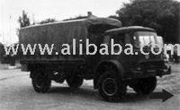 21/2 TON TRUCK BEDFORD, CANVAS COVER BODY ASSY