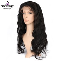 100 real virgin human hair brazillian body wave hair extensions wigs for black women