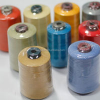 Meta Aramid Sewing Thread With Silicone
