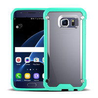 TPU PC Hybrid Case For IPhone 6 6S Slim Back Armor Shell Case Cover