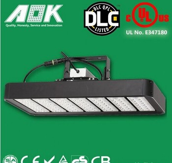 UL DLC listed competitive price 200w LED High Bay Light Fixture Warehouse Lighting 8 Years Warranty
