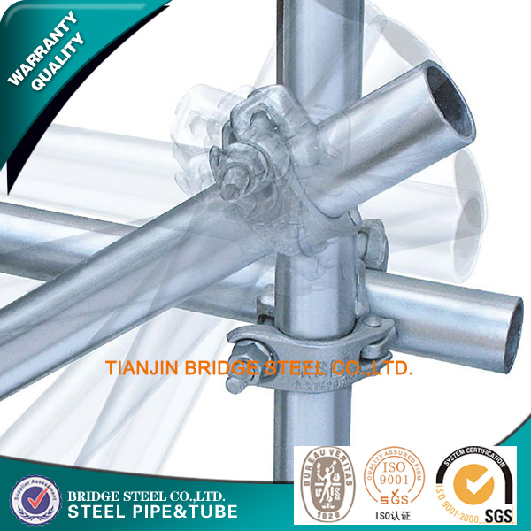 On allibaba com using for building materials of scaffolding pipe