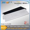 TOP selling high quality integrated 80w, 60w solar led street light/ solar panels for street lights