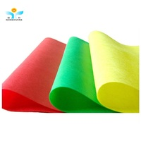 White Color Non woven Fabric Geotextile PP or SMS fabric Rolls