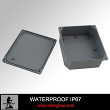 OEM spray paint aluminum enclosure box for DVD/Hot sale waterproof aluminum box HAE062