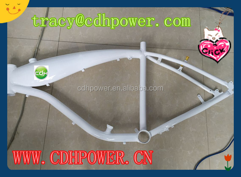 CDHPOWER Bicycle frame 4L for the motor kit